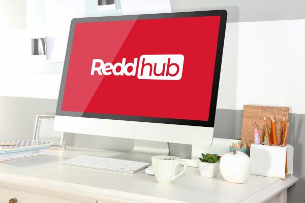 Sample branding #1 for Reddhub