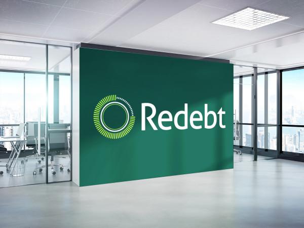 Sample branding #1 for Redebt