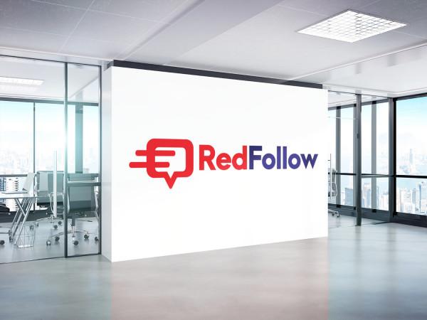 Sample branding #3 for Redfollow