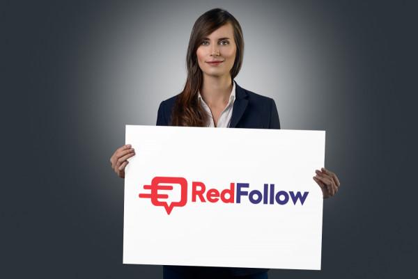 Sample branding #1 for Redfollow