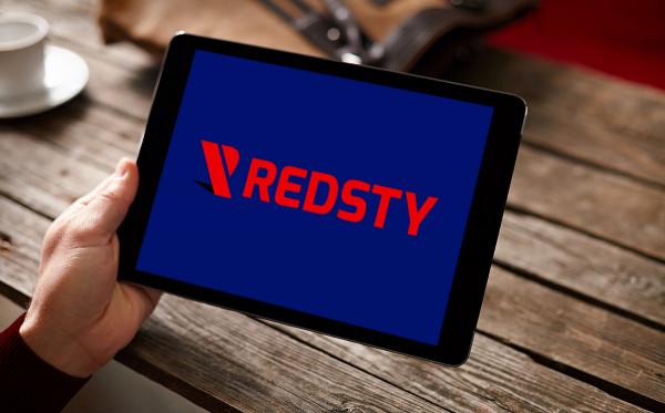 Sample branding #1 for Redsty
