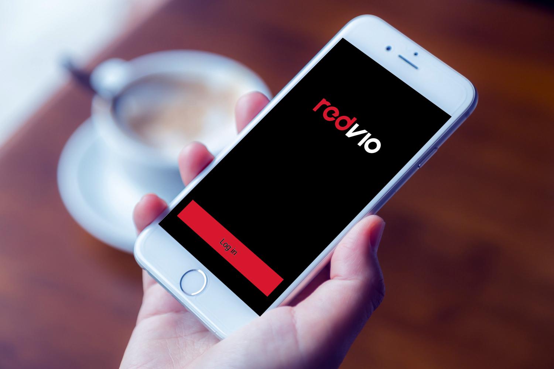 Sample branding #3 for Redvio