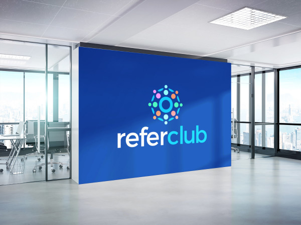 Sample branding #1 for Referclub