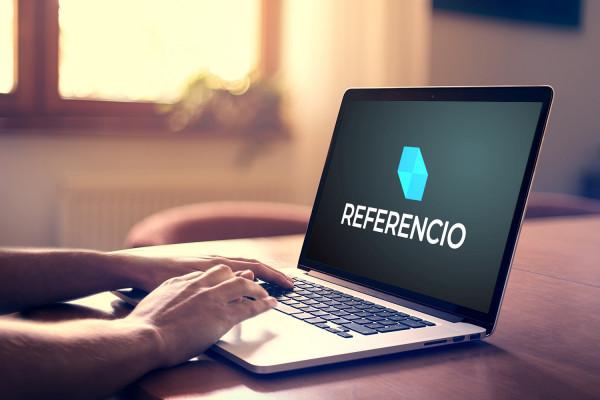 Sample branding #2 for Referencio