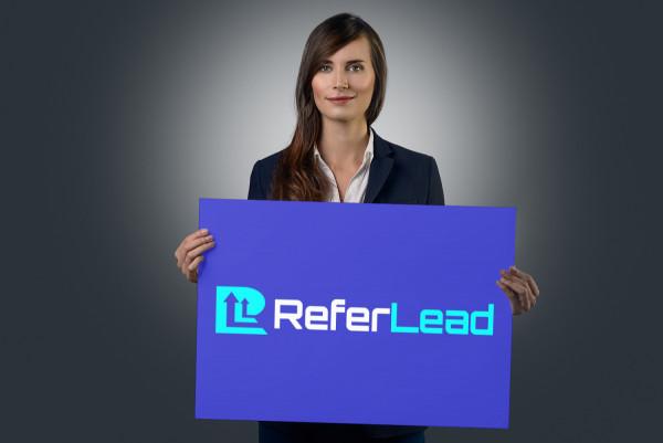 Sample branding #1 for Referlead