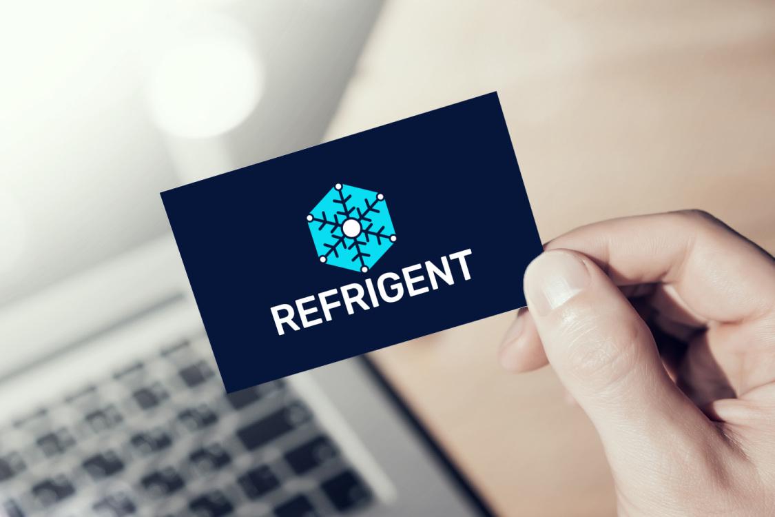 Sample branding #1 for Refrigent