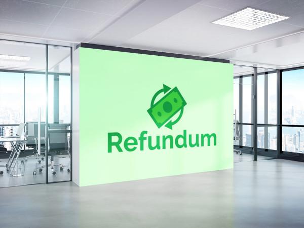 Sample branding #2 for Refundum