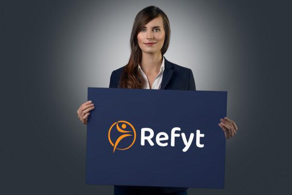 Sample branding #1 for Refyt