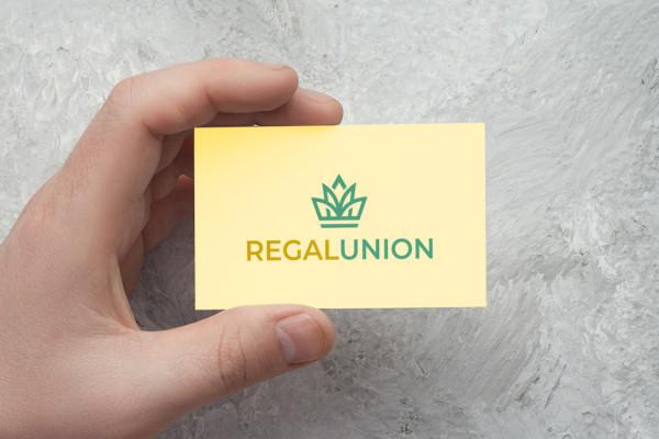 Sample branding #1 for Regalunion