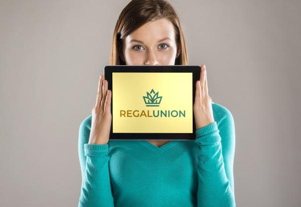 Sample branding #3 for Regalunion