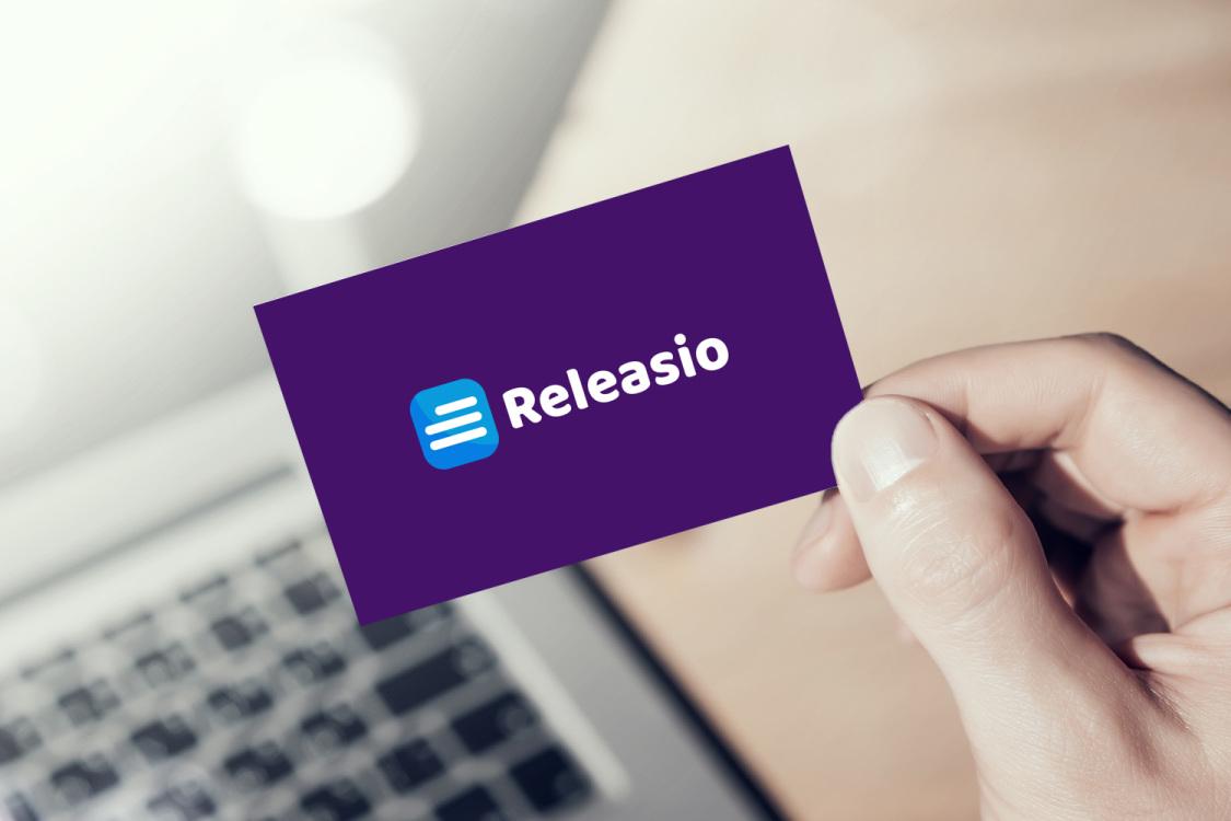 Sample branding #3 for Releasio