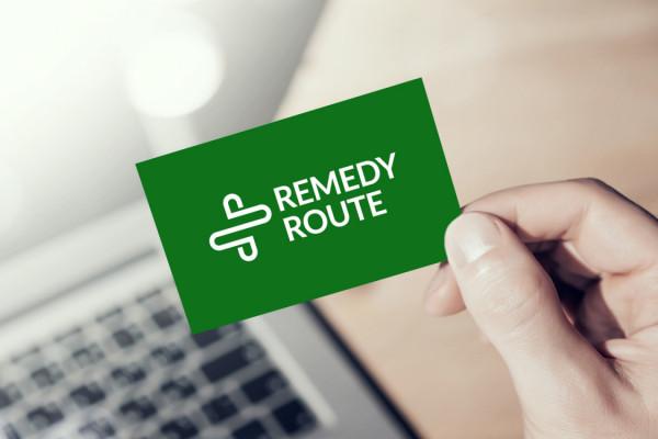Sample branding #3 for Remedyroute