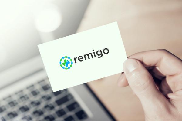 Sample branding #1 for Remigo