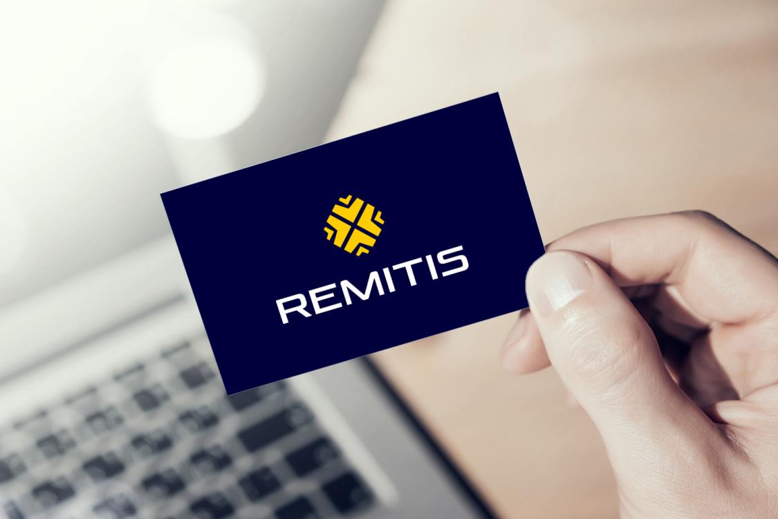Sample branding #1 for Remitis