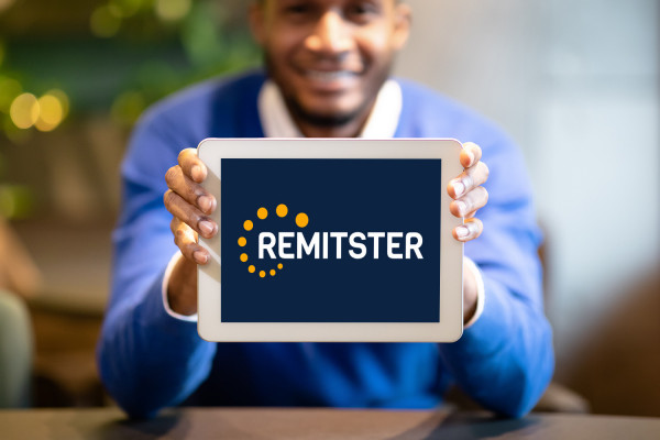 Sample branding #3 for Remitster