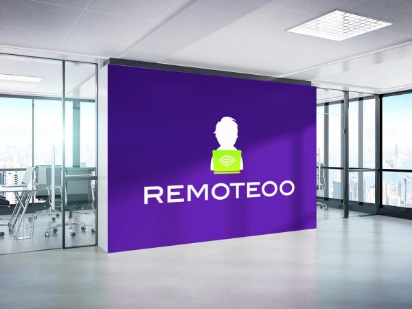 Sample branding #2 for Remoteoo
