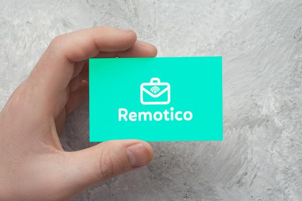 Sample branding #1 for Remotico