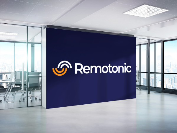 Sample branding #3 for Remotonic