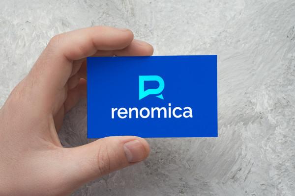Sample branding #2 for Renomica