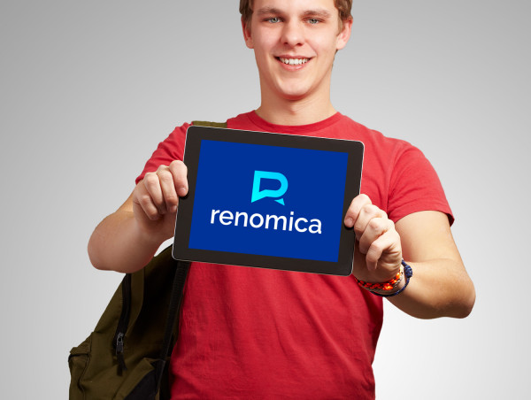 Sample branding #3 for Renomica