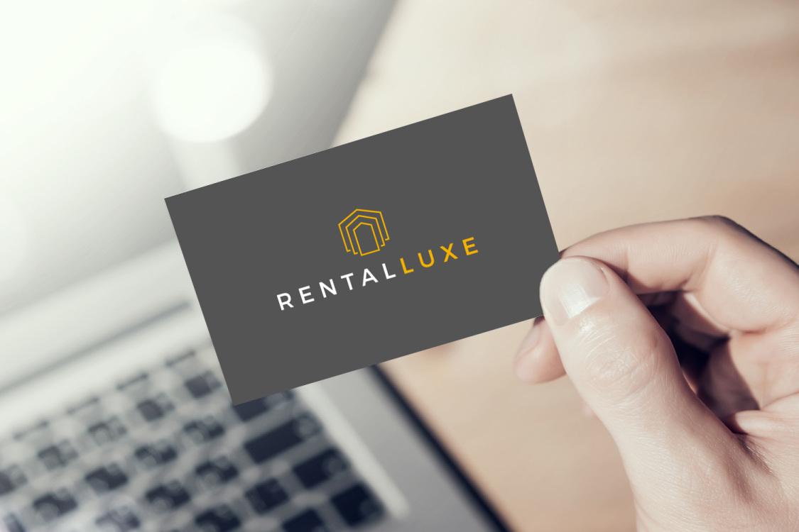 Sample branding #1 for Rentalluxe