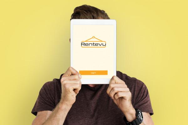 Sample branding #2 for Rentevu