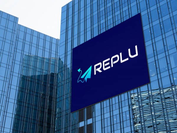 Sample branding #2 for Replu