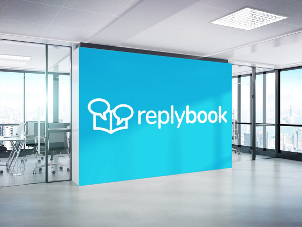 Sample branding #2 for Replybook