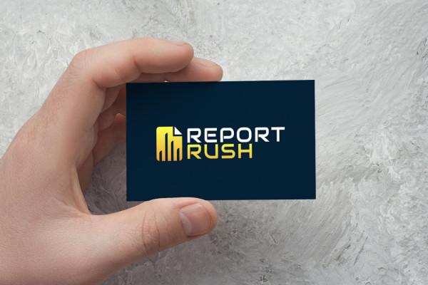 Sample branding #2 for Reportrush
