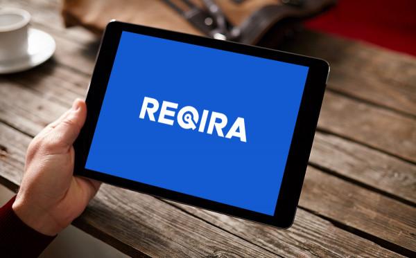 Sample branding #3 for Reqira