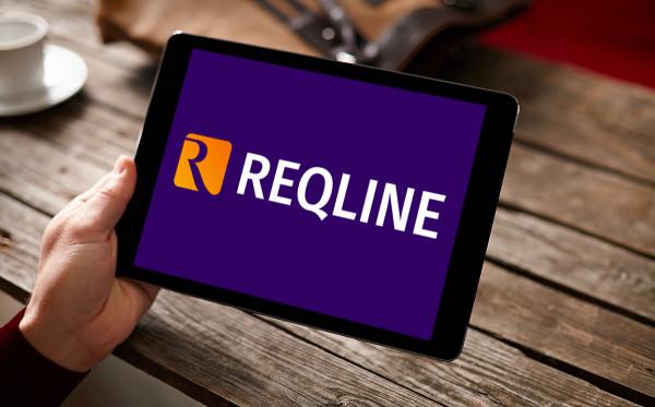 Sample branding #1 for Reqline
