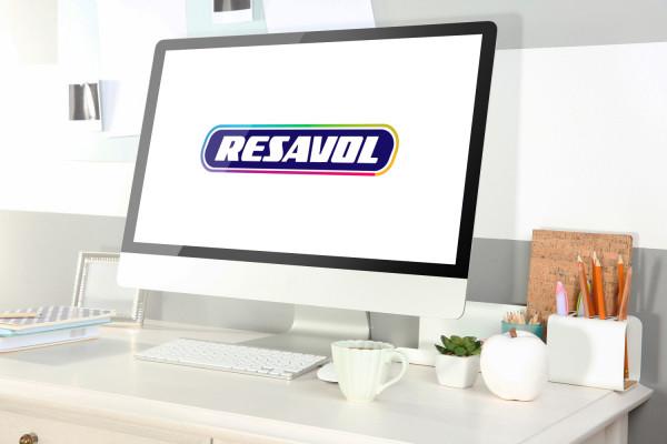 Sample branding #3 for Resavol