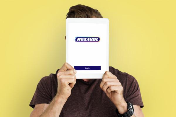 Sample branding #2 for Resavol