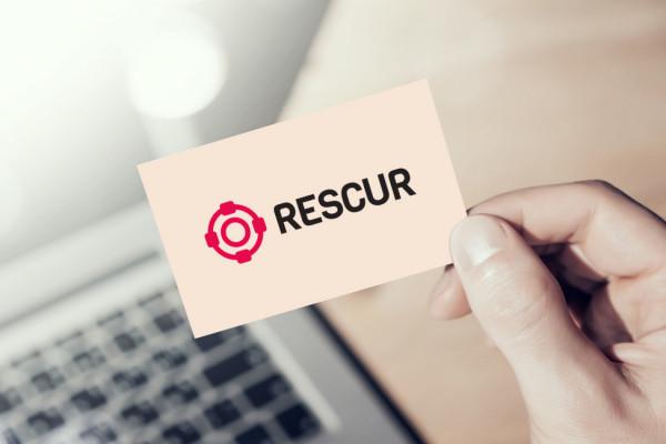 Sample branding #1 for Rescur