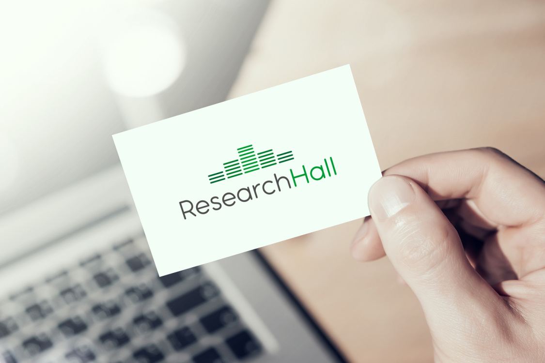 Sample branding #1 for Researchhall