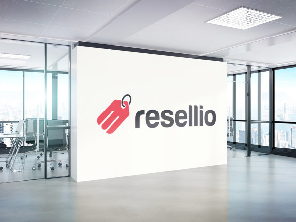 Sample branding #1 for Resellio