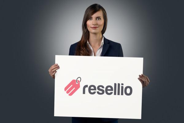 Sample branding #3 for Resellio