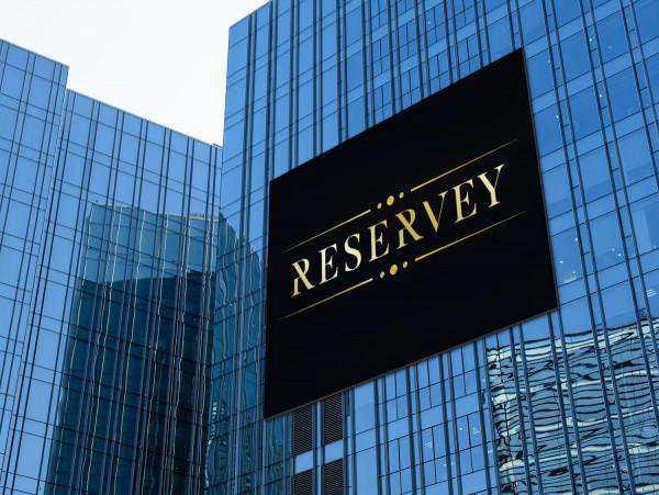 Sample branding #3 for Reservey