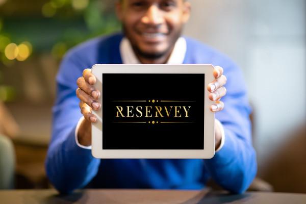 Sample branding #2 for Reservey