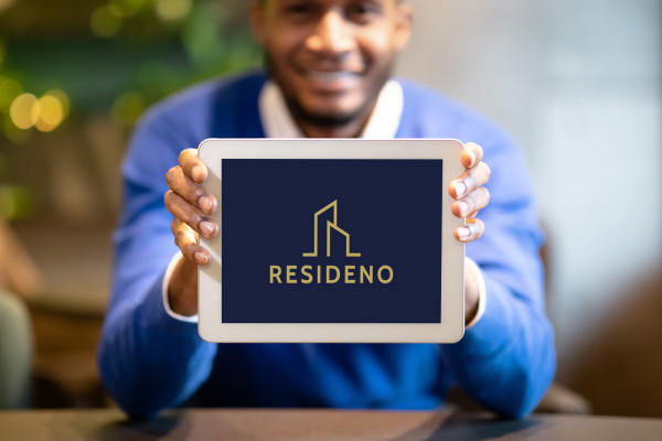 Sample branding #2 for Resideno