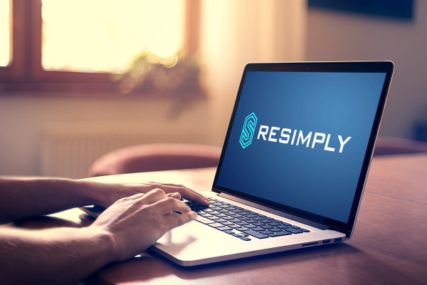 Sample branding #1 for Resimply