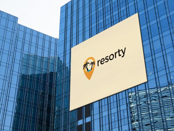 Sample branding #1 for Resorty
