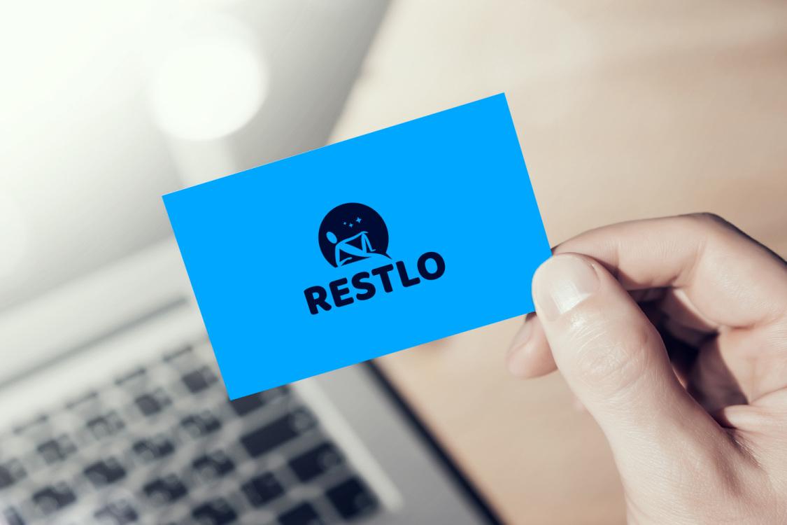 Sample branding #2 for Restlo