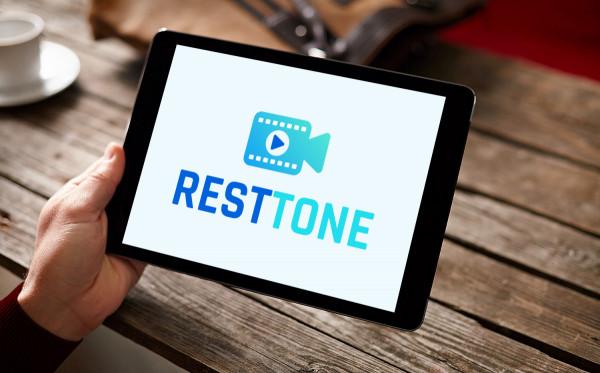 Sample branding #2 for Resttone