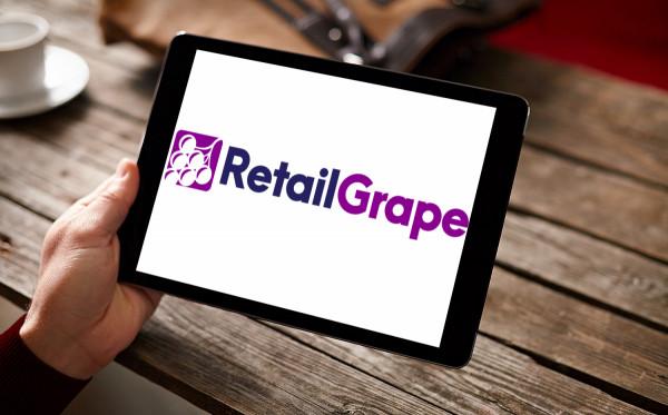 Sample branding #2 for Retailgrape