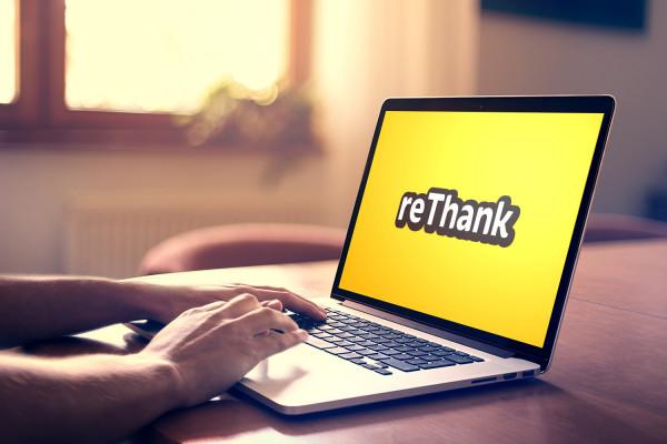 Sample branding #1 for Rethank