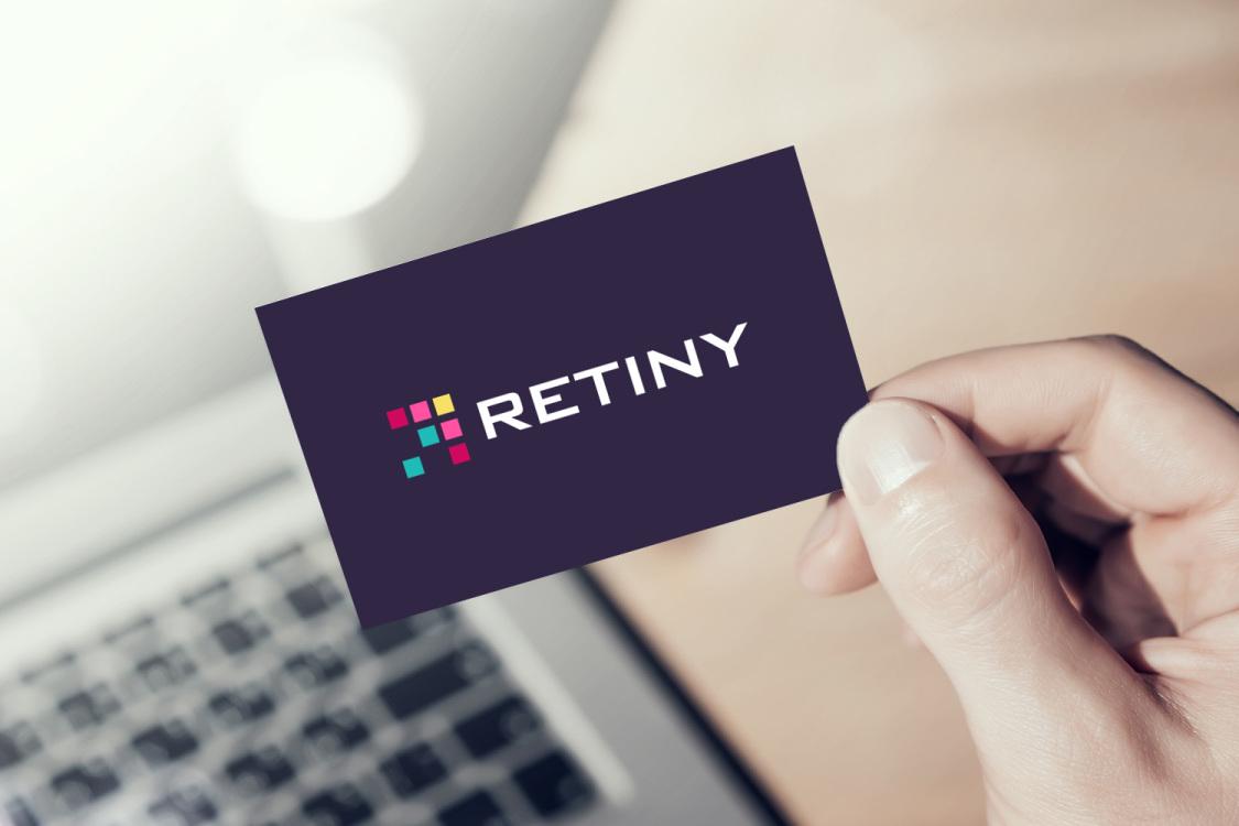 Sample branding #2 for Retiny