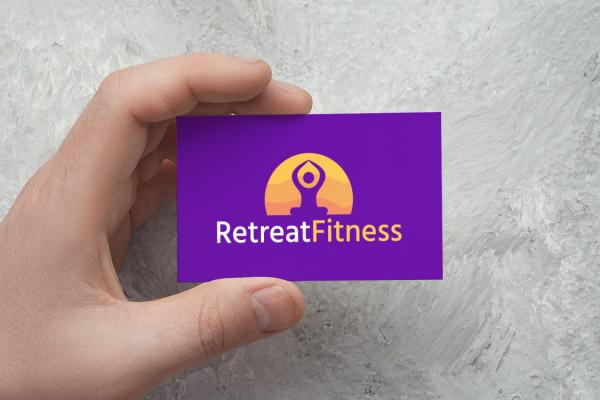 Sample branding #2 for Retreatfitness