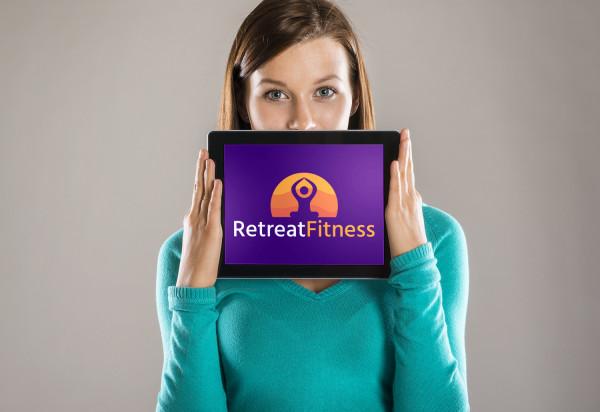 Sample branding #3 for Retreatfitness
