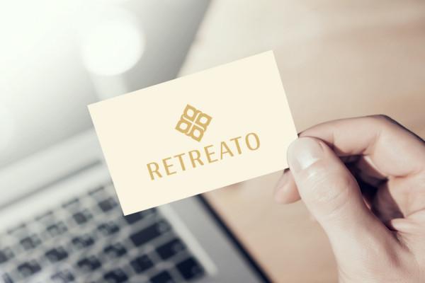 Sample branding #3 for Retreato